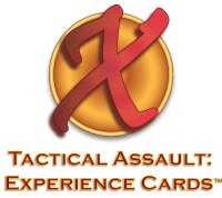 Tactical Assault: Experience Cards