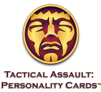 Tactical Assault: Personality Cards