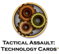 Tactical Assault: Technology Cards